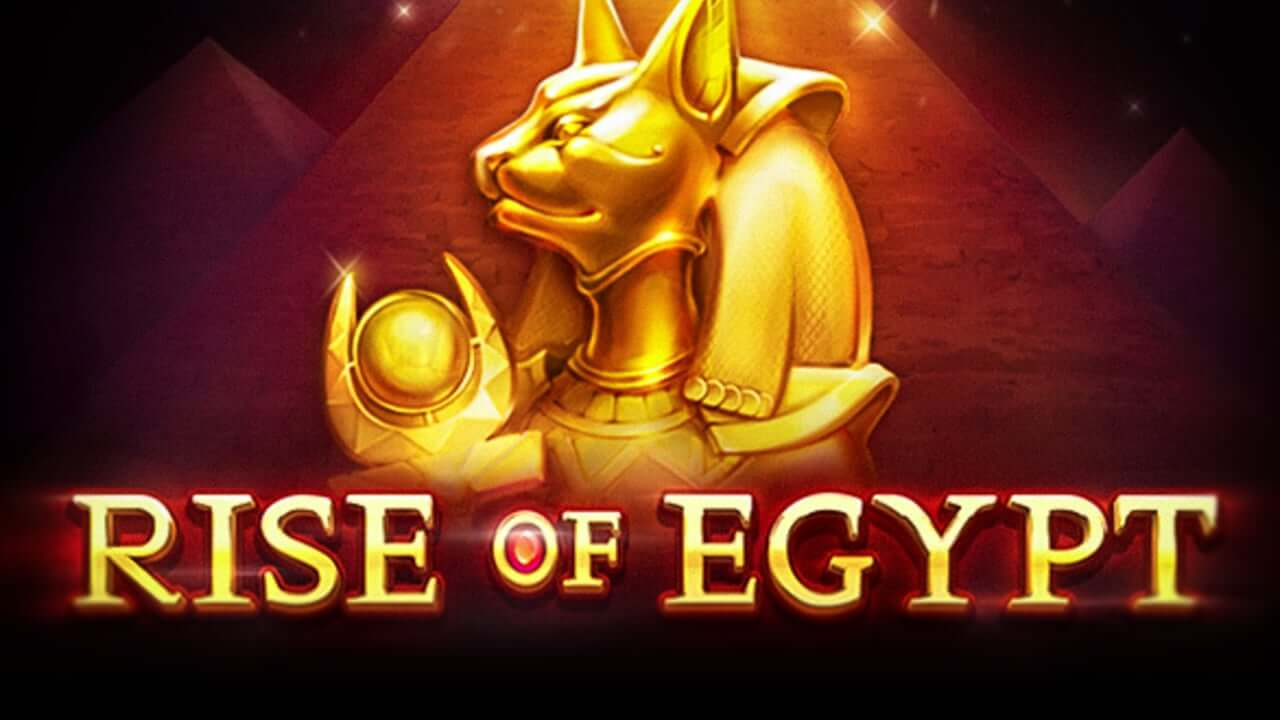 Rise of Egypt (Playson) pokie review