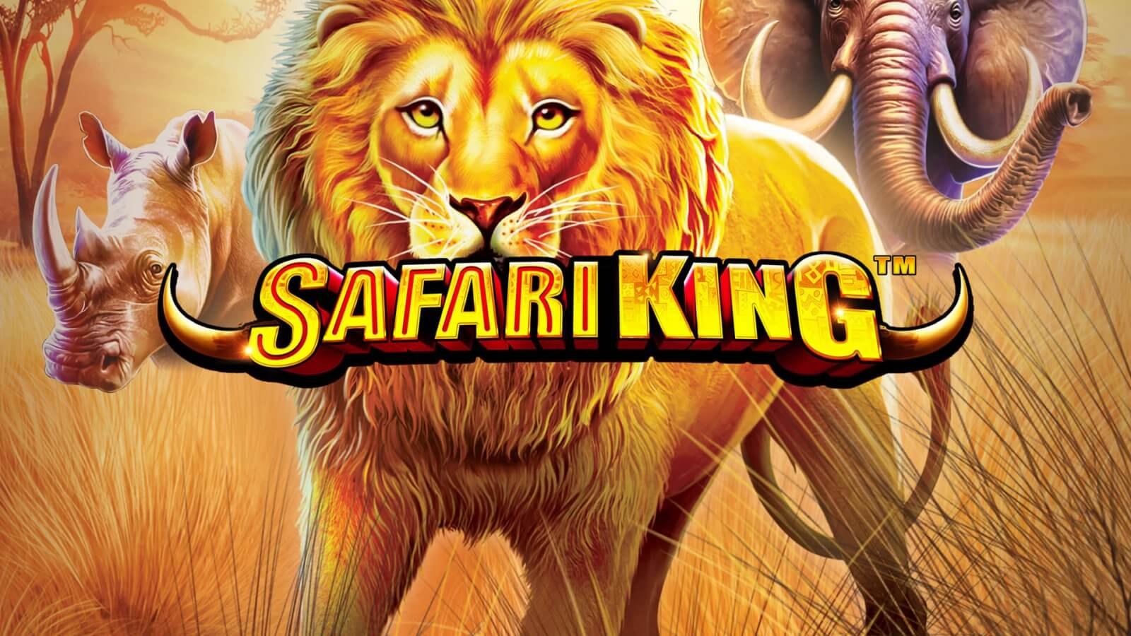 Safari King from Pragmatic Play Online Slot Review