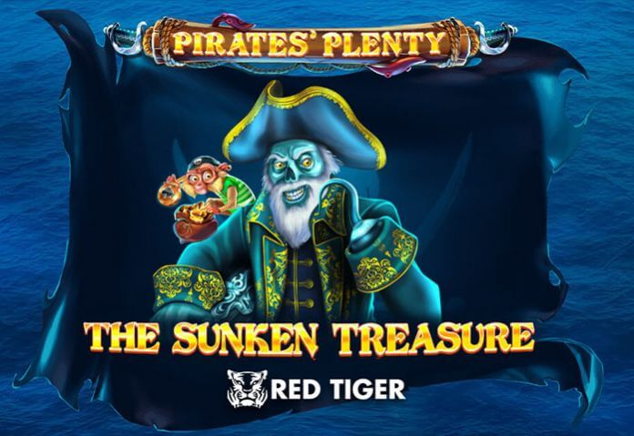 Red Tiger invited gamblers to go on a search for pirate treasure