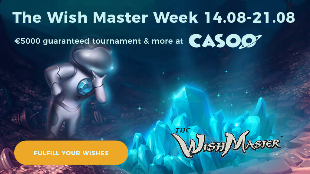 The Wish Master Week