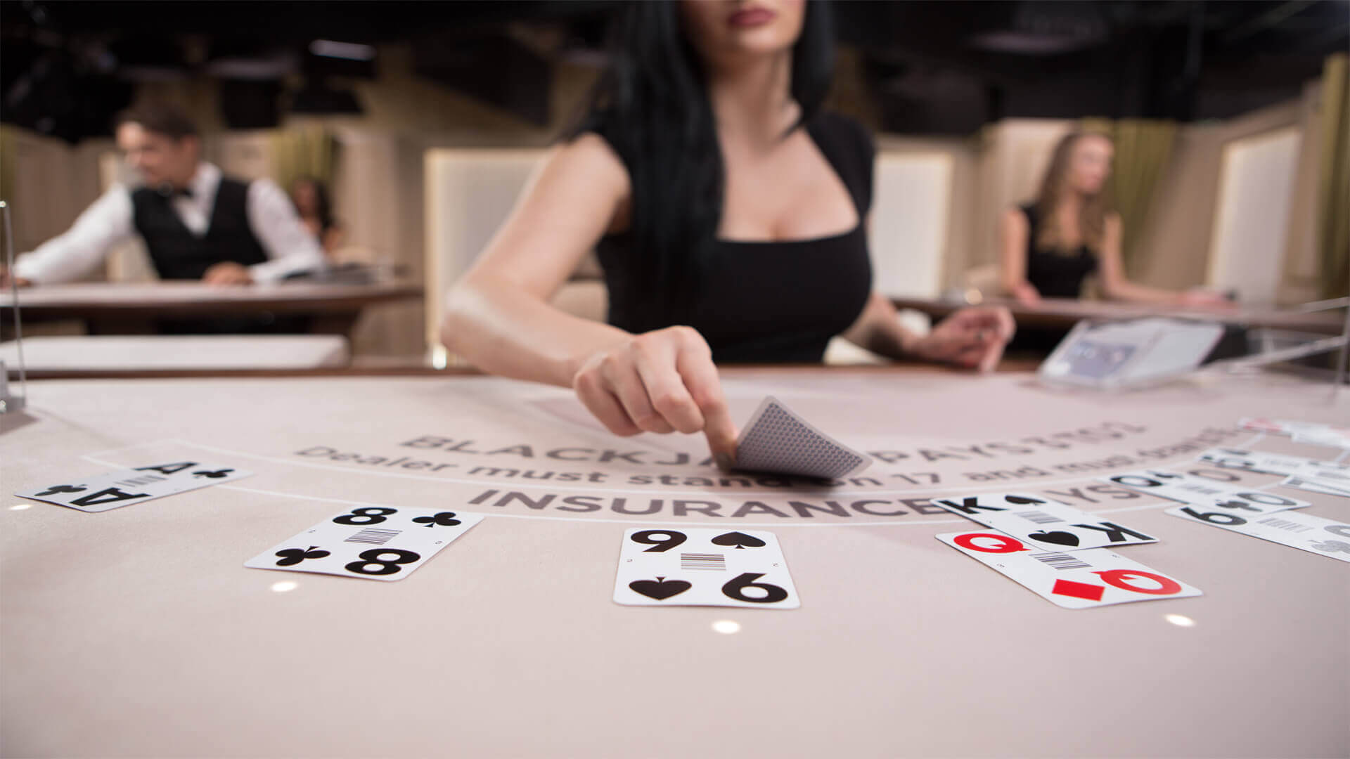 How to Win at Blackjack? Basic Strategy