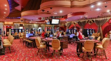 Casino Shambala organised a test launch, opening in October